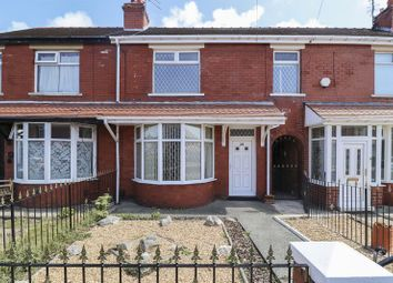 Thumbnail 3 bed terraced house for sale in Ailsa Avenue, Blackpool