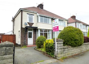 Thumbnail 3 bed semi-detached house for sale in Greasby Road, Greasby, Wirral