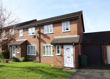 Thumbnail 3 bed end terrace house for sale in Lockside, Chippenham, Wiltshire