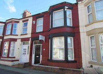 Thumbnail 3 bedroom terraced house to rent in Colwyn Road, Old Swan, Liverpool
