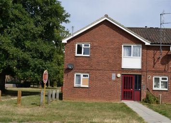 Thumbnail 1 bed flat for sale in Grange Road, Eastfield, Northampton