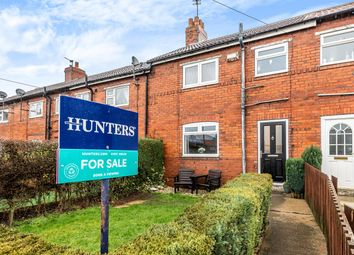 Thumbnail 3 bed terraced house for sale in Garden Village, Micklefield, Leeds