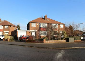 Thumbnail 3 bed semi-detached house for sale in Fulmar Drive, Sale