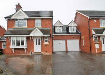 Thumbnail 4 bed semi-detached house for sale in Stalham Way, Ilford
