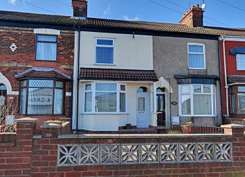 Thumbnail 3 bed terraced house for sale in Leads Road, Hull