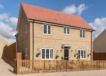 "Thumbnail 4 bed property for sale in ""The Nessvale"" at Bury Water Lane, Newport, Saffron Walden"