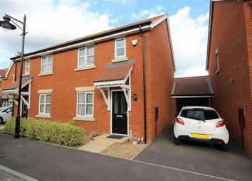 Thumbnail 3 bed semi-detached house for sale in Robin Road, Goring-By-Sea, Worthing, West Sussex