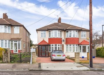 Thumbnail 3 bed semi-detached house for sale in Winsford Road, London