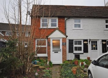 Thumbnail 2 bed semi-detached house for sale in Station Road, Hailsham