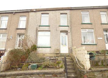 Thumbnail 3 bed property for sale in Oakfield Terrace, Nantymoel, Bridgend.