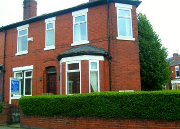 Thumbnail 2 bedroom end terrace house for sale in Gleaves Road, Eccles, Manchester