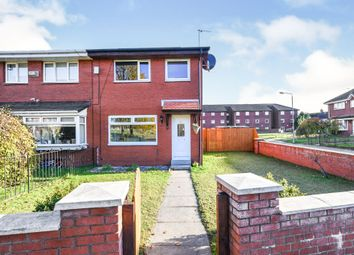 Thumbnail 3 bed semi-detached house for sale in Maukinfauld Court, Tollcross, Glasgow