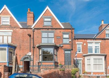 Thumbnail 4 bed terraced house for sale in Hunter House Road, Sheffield