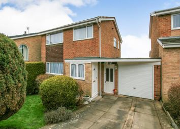 Thumbnail 3 bed detached house for sale in Rembrandt Drive, Dronfield, Derbyshire