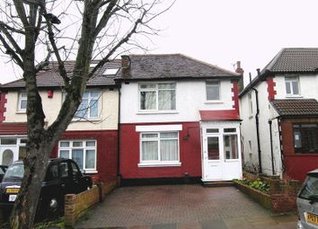 Thumbnail 3 bed semi-detached house for sale in Upsdell Avenue, London