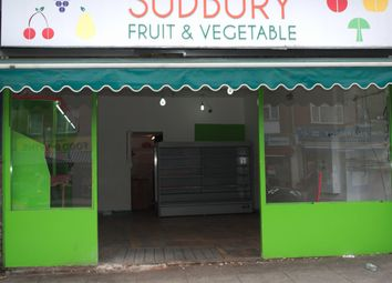 Thumbnail Retail premises for sale in Ground Floor Retail Unit, Harrow Road, Sudbury Town, Wembley