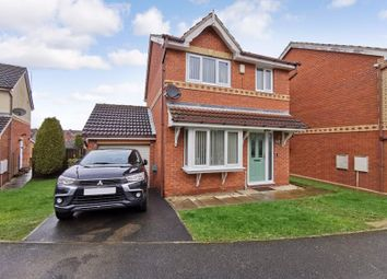 3 bed detached house for sale in Beck Rise, Hemsworth, Pontefract WF9