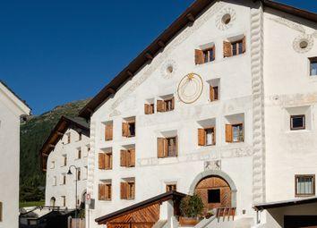 Thumbnail 4 bed chalet for sale in Saint Moritz, Grisons, Switzerland