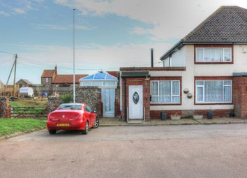 Thumbnail 2 bedroom flat for sale in Coast Road, Bacton