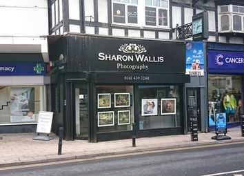 Thumbnail Retail premises to let in Bramhall Lane South, Bramhall