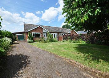 Thumbnail 3 bed semi-detached bungalow for sale in Long Lane, Mulbarton, Norwich