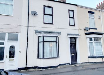 3 bed terraced house for sale in Fountain Street, Guisborough, Cleveland TS14