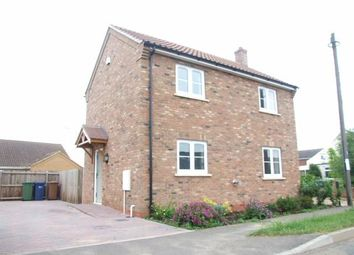 Thumbnail 2 bed detached house to rent in Lily Holt Road, Benwick, Nr Peterborough
