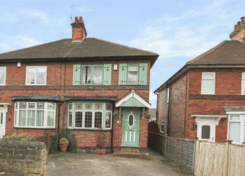 Thumbnail 3 bed semi-detached house for sale in Ravenswood Road, Arnold, Nottingham