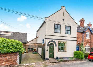 Thumbnail 4 bed semi-detached house for sale in Small Lane, Eccleshall, Stafford