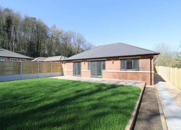 Thumbnail 2 bed detached bungalow for sale in Woodlands Court, Newcastle-Under-Lyme