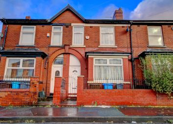 Thumbnail 3 bedroom terraced house for sale in Ashley Lane, Manchester