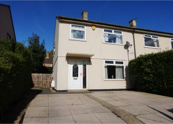 Thumbnail 3 bed semi-detached house for sale in Foldings Parade, Scholes