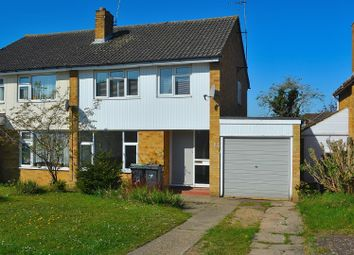 Thumbnail 3 bed semi-detached house to rent in Garden Fields, Stebbing, Dunmow