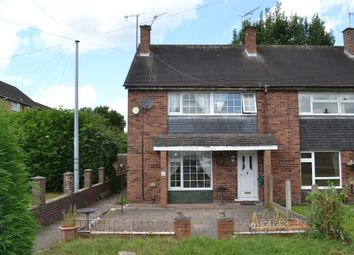 Thumbnail 3 bed town house for sale in Thistleberry Avenue, Newcastle-Under-Lyme