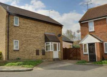 Thumbnail 1 bed semi-detached house for sale in Woodcotes, Shoeburyness, Southend-On-Sea