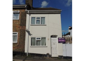 Thumbnail 3 bed terraced house for sale in Brompton Lane, Rochester