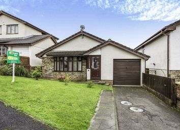 Thumbnail 3 bed detached bungalow for sale in The Meadows, Cimla, Neath