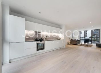 Thumbnail 2 bed flat to rent in Cutter House, Royal Wharf, London
