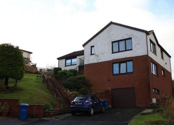 Thumbnail 5 bed detached house for sale in Dougliehill Terrace, Port Glasgow