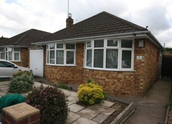Thumbnail 2 bed bungalow to rent in Church View, Ecton, Northampton