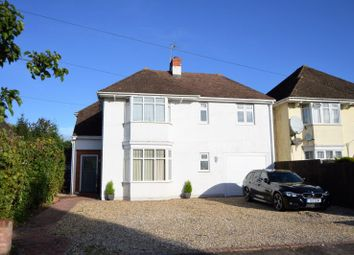 Thumbnail 4 bed detached house for sale in Parkfield Drive, Taunton, Somerset