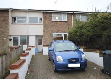 Thumbnail 2 bedroom terraced house for sale in 198 Hydean Way, Stevenage, Hertfordshire