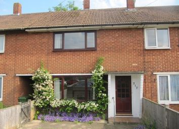 Thumbnail 2 bed terraced house for sale in Brodrick Road, Eastbourne, East Sussex