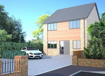 Thumbnail 4 bed detached house for sale in Alma Close, Hadleigh, Benfleet