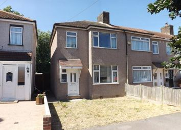 Thumbnail 3 bedroom end terrace house for sale in Fontayne Avenue, Rainham