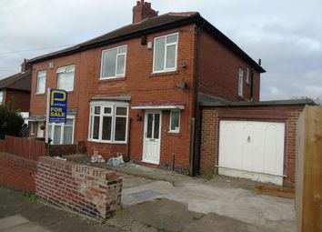Thumbnail 3 bed semi-detached house to rent in Grainger Park Road, Elswick, Newcastle Upon Tyne