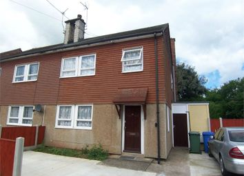 Thumbnail 3 bed semi-detached house to rent in Mellors Road, Mansfield