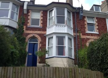 Thumbnail 5 bed terraced house to rent in Sherwell Lane, Chelston, Torquay
