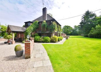 Thumbnail 4 bed detached house for sale in Ongar Road, Kelvedon Hatch, Brentwood, Essex