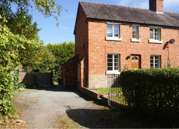 Thumbnail 2 bed end terrace house for sale in Spring Terrace, The Rock Telford